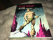 Flash Gordon In the Planet Mongo Vol 1 1974 Hardcover Comic Book