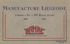 Manufacture Liegeoise D'Armes a Feu c1932 & Mre Ronge Reunies