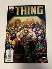 The Thing #8 August 2006 Marvel Comics