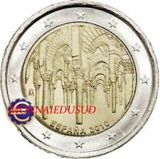 2 Euro Commémorative Espagne 2010 - Mosquée de Cordoba