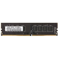 4GB DDR4 2133Mhz PC4-17000 DDR4 SDRAM DIMM 288-Pin 1.2V Desktop Memory for Intel