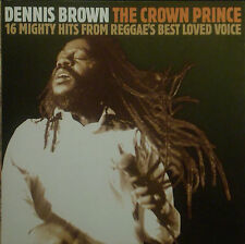 CD Dennis Brown-The Crown Prince, 16 Mighty Hits