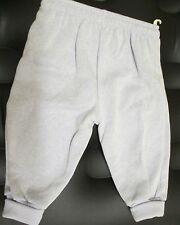 Mothercare Light Blue Fleece Trousers, 6/12 months, New