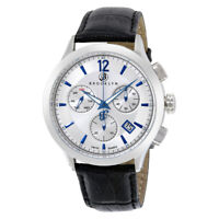 Brooklyn Dakota Chronograph Silver Dial Men's Watch 205-M1121