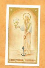 IMAGE PIEUSE HOLY CARD sainte PHILOMENE PHILOMENA PRIERE