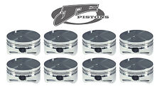 JE Pistons for Ford 460 Flat Top Stroker 4.390 inch Bore 4.300 Stroke 257665
