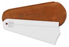 Spyderco Triángulo Varillas de Afilar Diamante 2 Paquete De Herramienta Afilador de cuchillos 204D