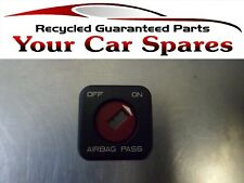 Citroen C4 Airbag Control On Off Switch Mk1