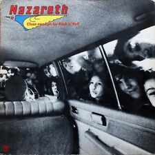 Nazareth Close Enough For Rock N Roll A&M Vinyl LP