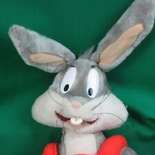 1997 LOONEY TUNES BUGS BUNNY HALLOWEEN PUMPKIN COSTUME TRICK-OR-TREAT PLUSH