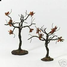 Dept 56 Halloween Scary Twisted Trees