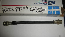 Datsun#46202-89909 1968-76 510,PL510,610 IRS L/H Rear Brake Fluid Hose #39-7359