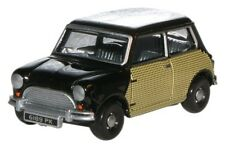 Oxford 76MN004 Austin Mini Black - Peter Sellers - 1/76 New in Case -T48 Post