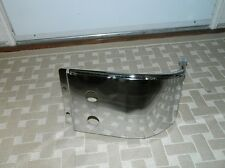HONDA z50 LOWER engine gaurd side plate monkey bikes skidplate NEW