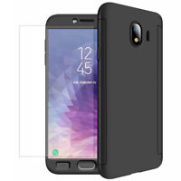 """Etui Protection Total 360° Verre Trempe Samsung Galaxy J4 (2018) 5.5"""" J400F/DS"""