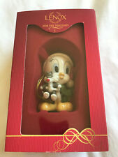 Lenox 2010 Tweety's Gift Looney Tunes Holiday Ornament rare Brand New!