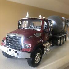 First Gear 1/34 Freighiner 124SD Bridgemaster Cement Mixer Truck