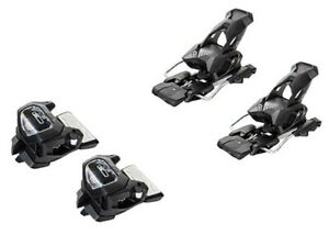 Attacchi Bindings TYROLIA AAATTACK ATTACK 13 GW skistopper 130 mm Solid Black