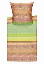 Linge de lit et ensembles verts en satin