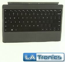 Genuine Microsoft Surface 2 Pro 2 RT Type Cover Keyboard (English) Case Black