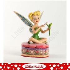 Jim Shore Tinker Bell On Heart Figurine Disney Traditions