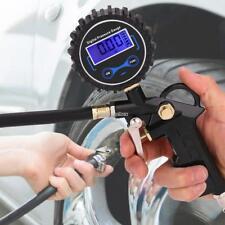 Digital Tire Pressure Gauge Air PSI Meter Car Truck Motorcycle Tyre Pressure Q