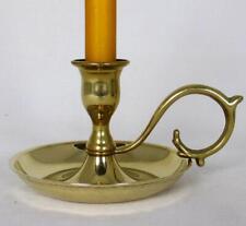 Kerzenleuchter Nachttisch-Leuchter Kerzenständer Gründerzeit Antik Alt Barock