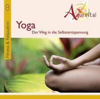 AYURVITAL Yoga (CD) Der Weg in die Selbstentspannung //OSM-AR99