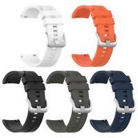 Chidjon Armband Kompatibel für Huawei Watch GT2, Silikon Wasserdicht Ersatz LY