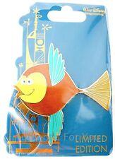 NEW Disney WDI Imagineering Critters Four Winds Tower World Fair FISH Pin