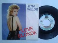 "Kim Wilde / Love Blonde / Can You Hear It 7"" Vinyl Single 1983"