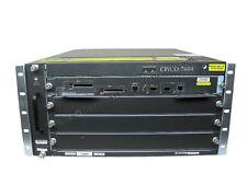 Cisco 7604 Chassis 4-Slot CISCO7604 w/ Dual AC, FAN & WS-SUP720 *Bundle*