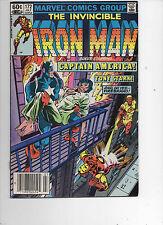 Invincible Iron Man #172 July 1983