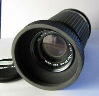 Vintage 80-200mm Manual Focus Lens Telephoto Macro Zoom Minolta SLR Film Camera