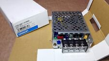 New Omron Type S8E1-01005D Power Supply Input 100-120V Output 5VDC 2A