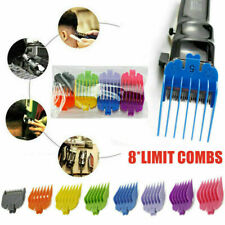 Hair Clipper Limit Comb Guide Trimmer Guards Attachment Barber Universal