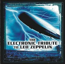 """The Electronic Tribute To Led Zeppelin CD """"Wild Interpretations of Classic Zep"""""""
