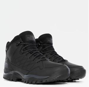The North Face Mens Storm Strike ll Waterproof Walking Boots Black | UK 12 EU 47