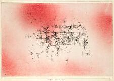 Bird Landscape by Paul Klee 75cm x 53.3cm 1925 High Quality Art Print