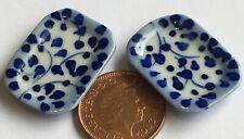 Escala 1:12 té negro en una taza de cerámica con un platillo /& Spoon tumdee Casa De Muñecas