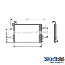 kfzteile24 | Kondensator, Klimaanlage (1731-2795) für u.a. VW, Skoda, Seat