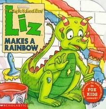 Liz Makes a Rainbow (Magic School Bus)-ExLibrary