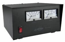 Astron RS-20M Table Top 20 Amp Regulated DC Power Supply w/ Dual Meters