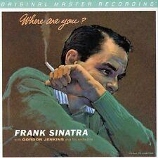 Frank Sinatra - Where Are You? [New SACD] Hybrid SACD