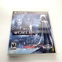 Two Worlds II (Sony PlayStation 3, 2011)