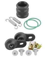 KTM Exhaust O-Ring Spring and Silencer Coupler Kit With Pipe Mounts XC SX XC-W