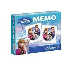 Clementoni 134830 Memo kompakt Frozen die Eiskönigin
