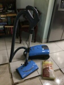 Kenmore Blue Canister Model 116 Vacuum Cleaner Power Nozzle and Extras