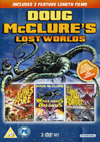 Warlords of Atlantis/At the Earth's Core/The Land That Time... DVD (2013) Doug