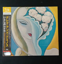 Derek and the Dominos LAYLA and Other Assorted Love canzoni doppio SHM CD 15015/16